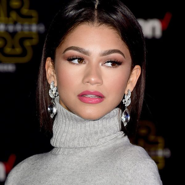 Zendaya Just Schooled Us on How to Dress Up and STILL Be Cozy