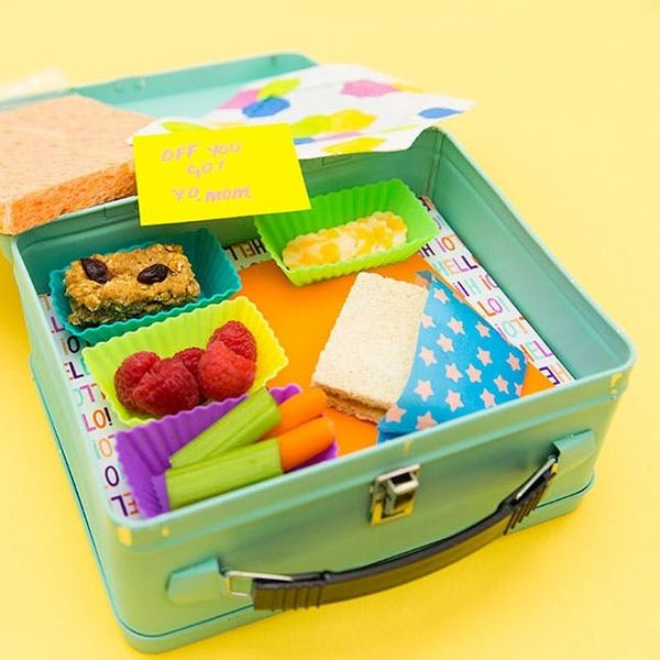 How to Pack the Fastest Lunch Ever