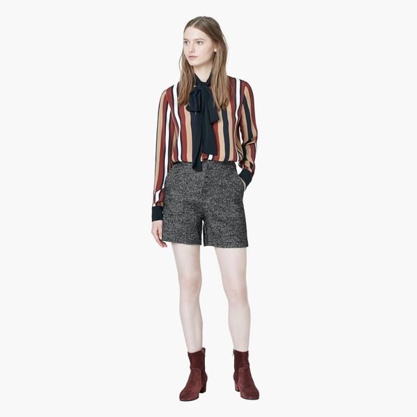 5 Ways to Pull Off Shorts in the Middle of Winter