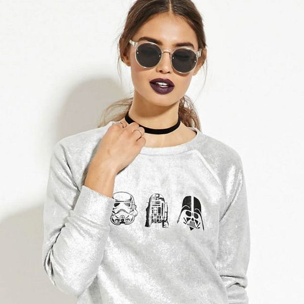 Forever 21 Just Launched a Star Wars Collab for the Fan Who Loves Fashion
