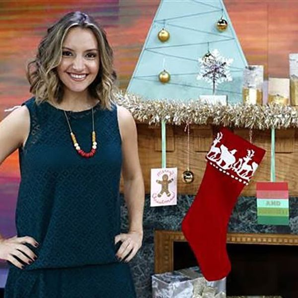 As Seen on the TODAY Show: Deck the Halls With These 11 Projects