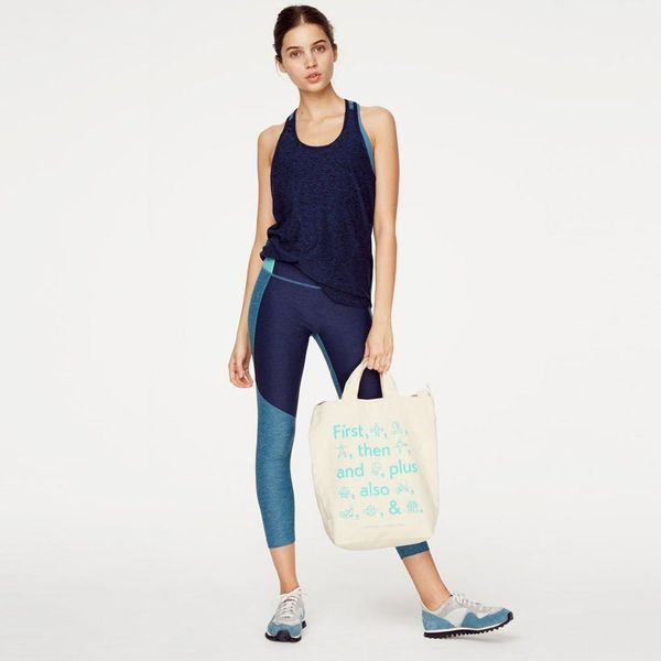 This Super Cute Activewear Collab Will Make It Easier to Stick to New Year's Resolutions
