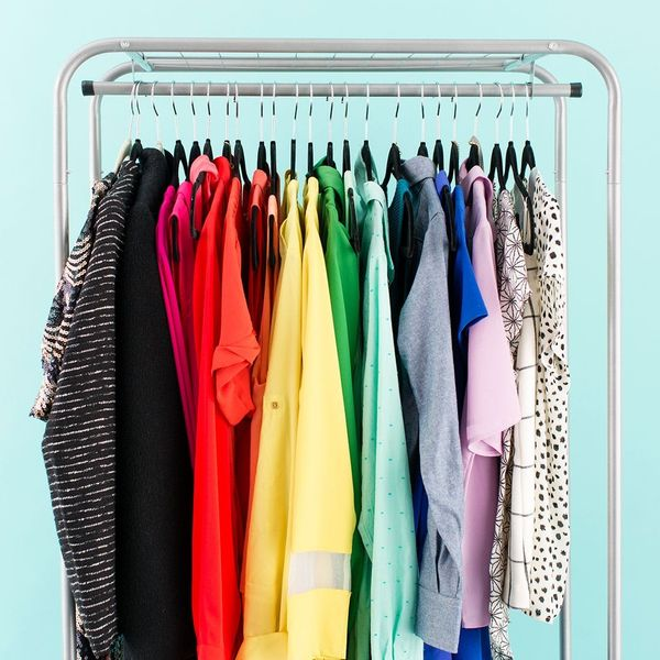 Try These Outfit Organization Hacks to Get You Out the Door