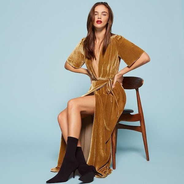 20 No-Fuss Holiday Dresses Lazy Girls Will Love