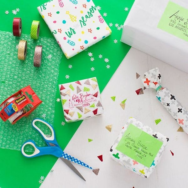 How to Ship Oddly Shaped Gifts in Style