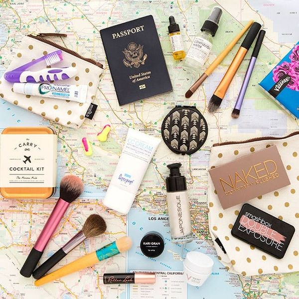 Here Is the in-Flight Beauty Routine You Should Swear By