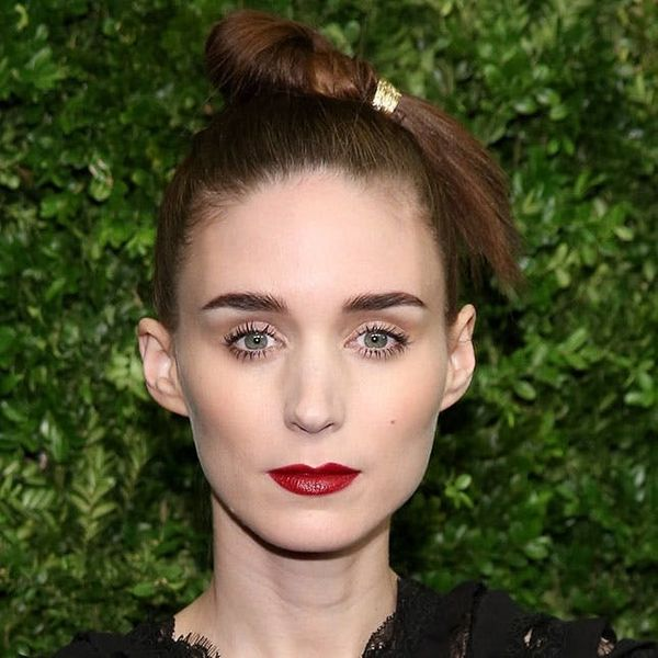 Rooney Mara's PonyBun Is the Easiest Updo You Can ACTUALLY Do