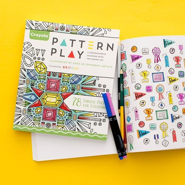 This Just In: We Made a Coloring Book and You Can Buy It TODAY!