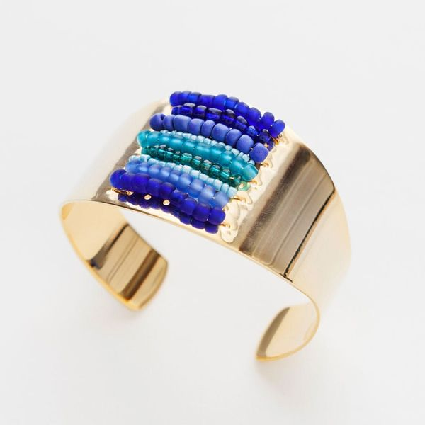 Make These Gorgeous Beaded Cuffs for Everyone on Your Nice List