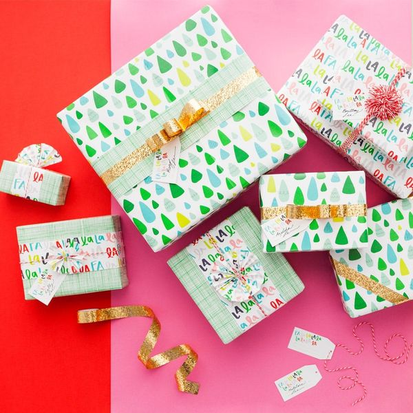 We Designed the Ultimate Gift Wrap Kit (and It Can Be Yours for FREE!)