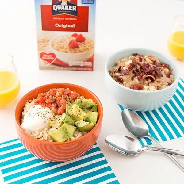 Unexpected Ways to Make Your Morning Oatmeal Savory