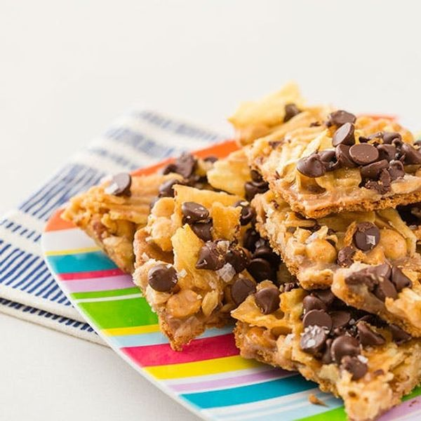 These Sweet and Salty Toffee Graham Bars Have Your Name on Them