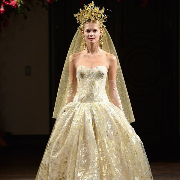 See the 6 Biggest Bridal Trends for 2016