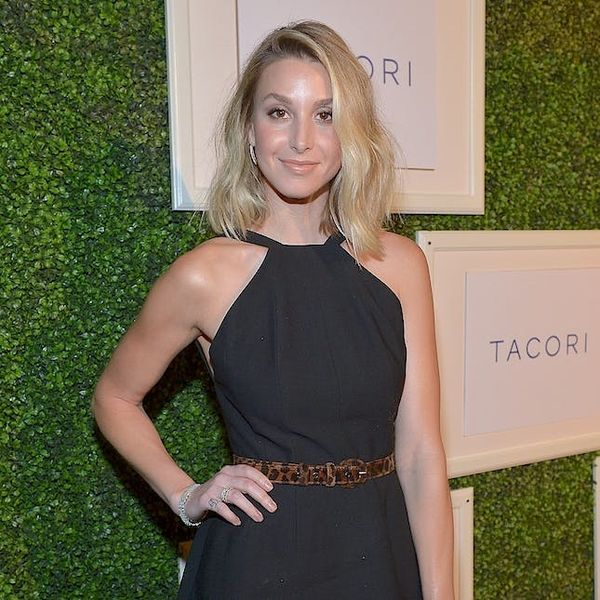 Did Whitney Port Just Post a Pic of Her Wedding Dress?