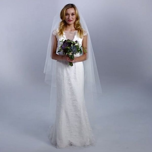 This Is What 100 Years of Wedding Dresses Looks like in 3 Minutes