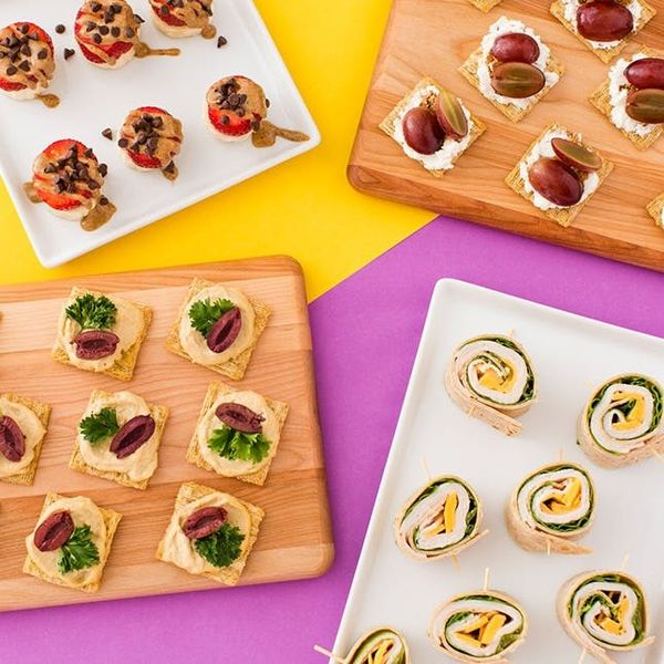 4 Afternoon Snack Recipes, Made Using 4 Ingredients!