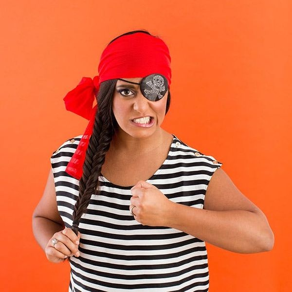 How to Make the Easiest Pirate Costume Ever