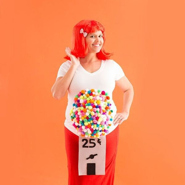 10 DIY Maternity Halloween Costume Ideas for Pregnant Women