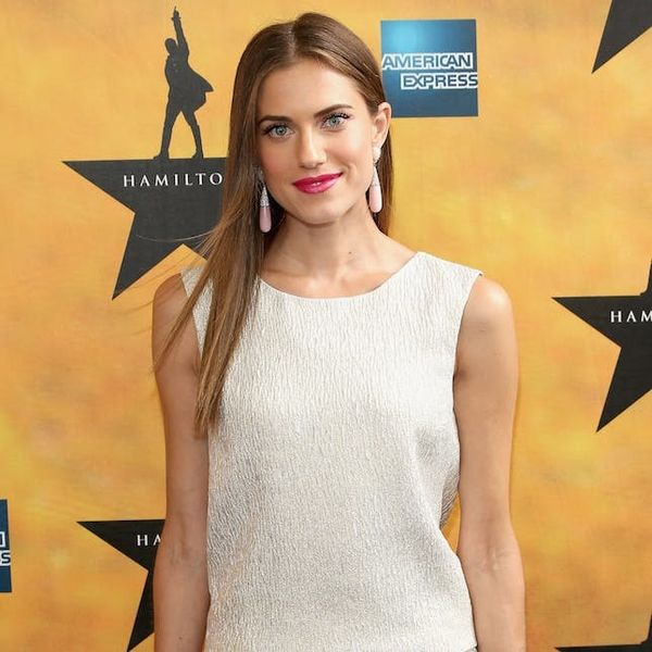 Allison Williams' Wedding Dress Will Take Your Breath Away