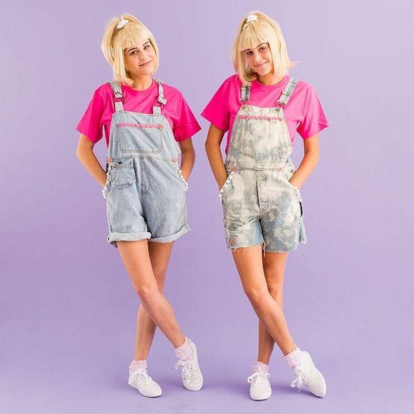 5 Genius Halloween Costume Ideas for Twins