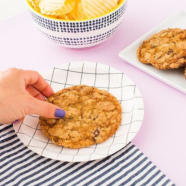 How to Make Everything but the Kitchen Sink Cookies