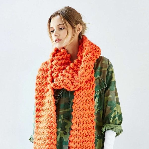 26 On-Trend Scarves to Keep You Cozy This Fall