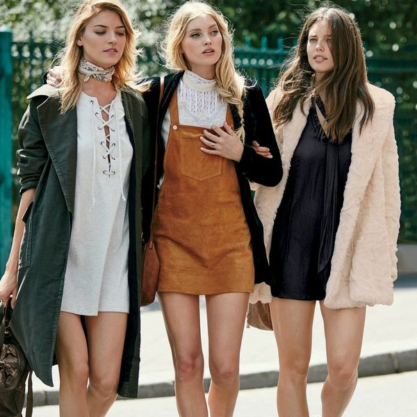 Free People's Fall Collection Is a Little Less Boho and a Lot More French Girl Chic