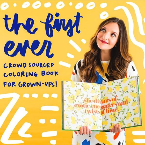 Huge News: We're Making a Coloring Book (and We Want YOUR Designs!)