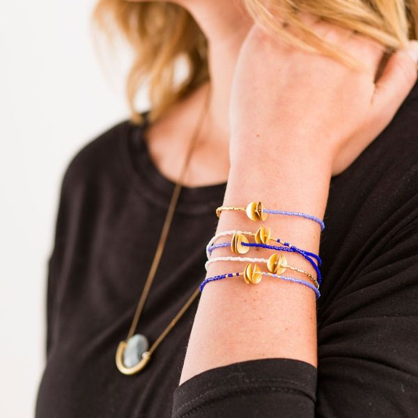 These Beaded Friendship Bracelets Define #SquadGoals