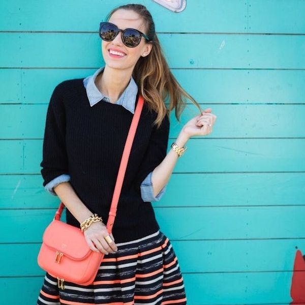 13 #Winning Ways to Remix Your Stripes for Fall