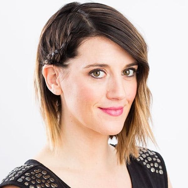 5-Minute Braid: DIY Cara D's Side Braid for Your Holiday Party