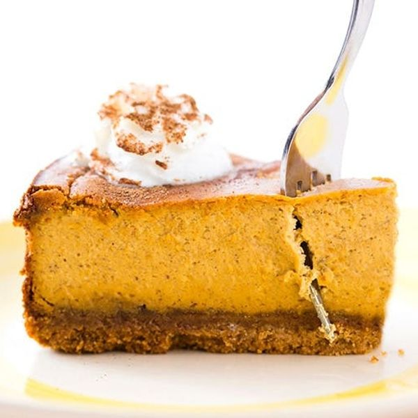 One Pumpkin Cheesecake Recipe to Rule Them All