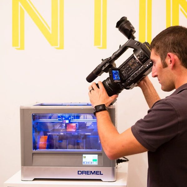 Behind-the-Scenes: Meet the Dremel Idea Builder 3D Printer!