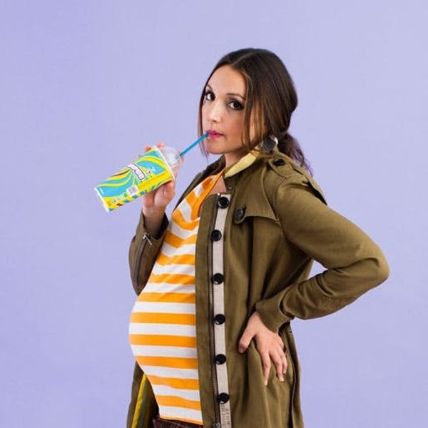 8 DIY Maternity Halloween Costumes for Pregnant Women