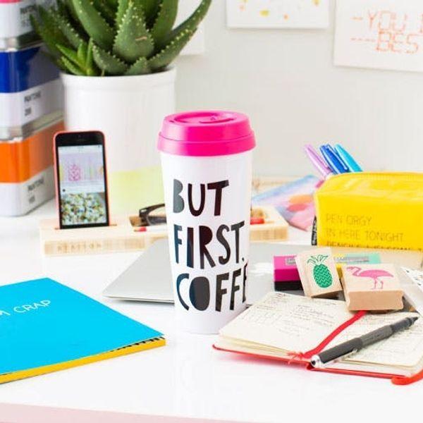 Work It! Our Favorite Creative Workspace Essentials