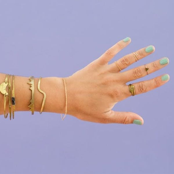 4 Essentials for Creating a Perfectly Stacked Jewelry Look