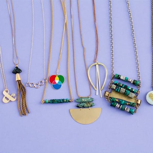 Upgrade Your Fall Style With Handmade Jewelry from Our Fave Makers