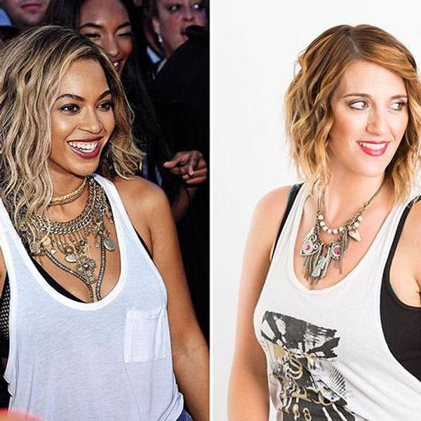 How to DIY Beyoncé + Emma Stone's Most Googled Hairstyles