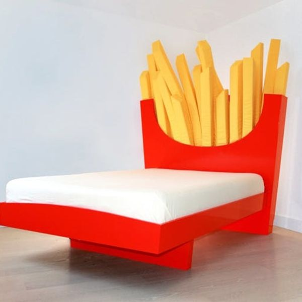 The BritList: The French Fries Bed, Baking With My Homies and More