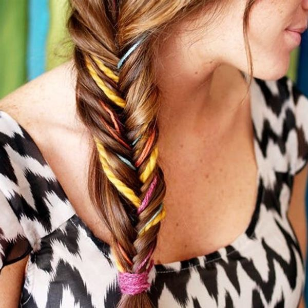 16 Unconventional Ways to Accessorize Your Braids