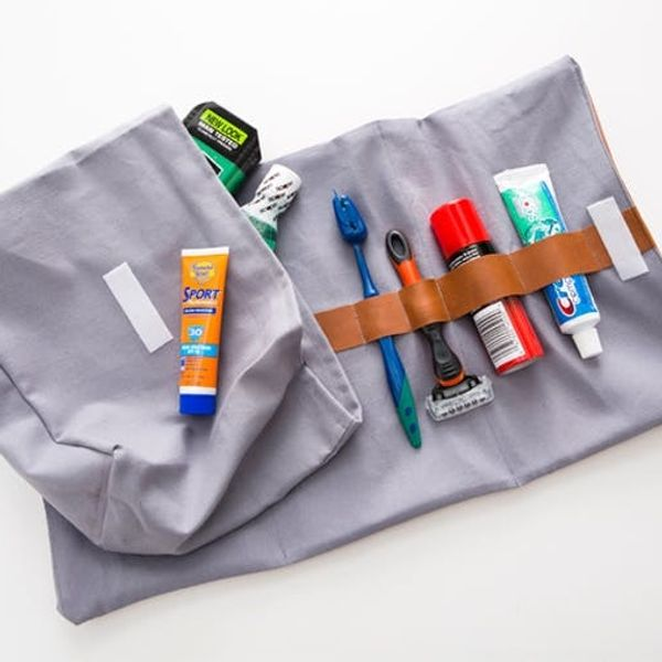 How to Make a Dopp Kit for Your Dapper Dude