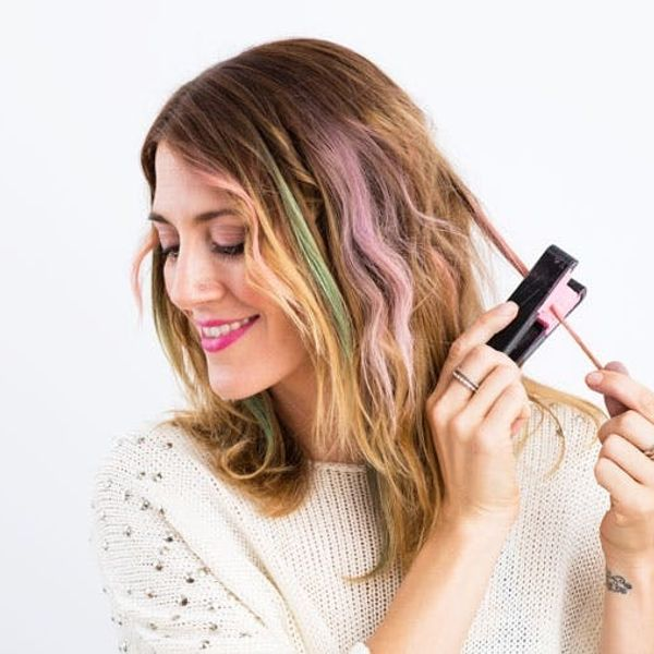 This $6 Hair Chalk Kit Gives You Pastel Hair in 5 Simple Steps