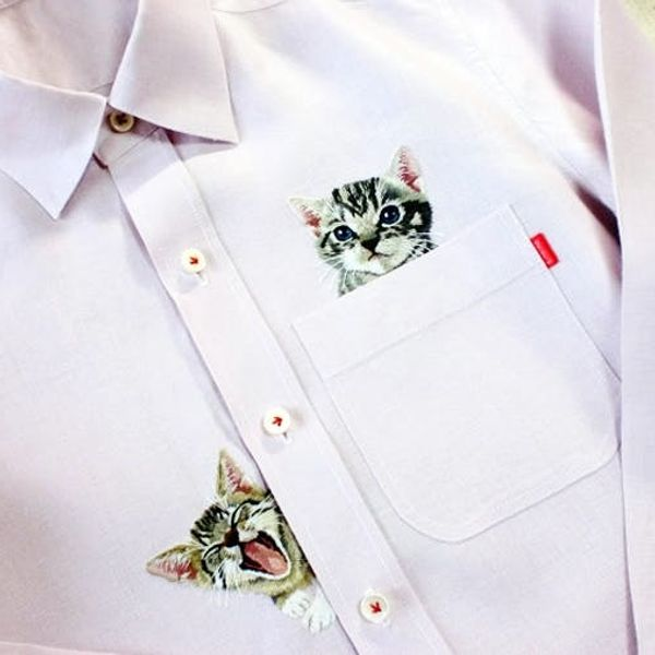 The BritList: The Most Amazing Cat Shirts of All Time, Gold Tattoos and More