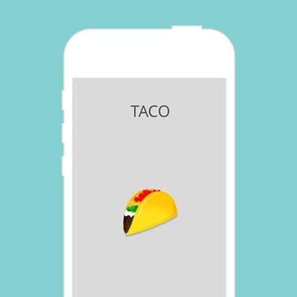 This Is the Taco Emoji We've All Been Waiting for