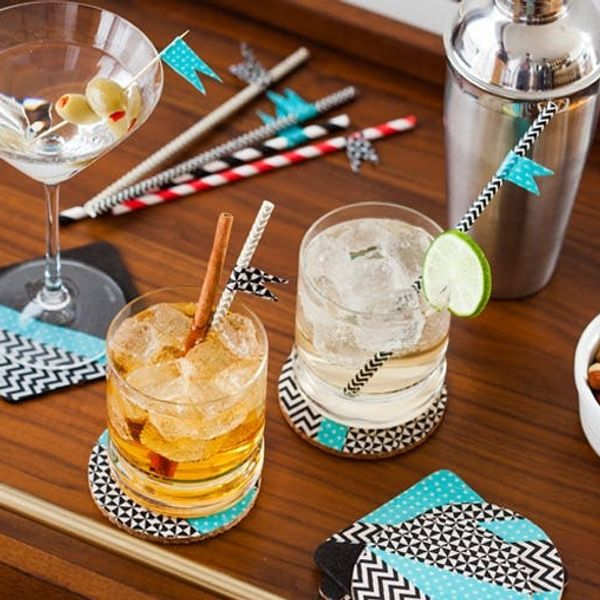 How to Design Your Perfect At-Home Happy Hour