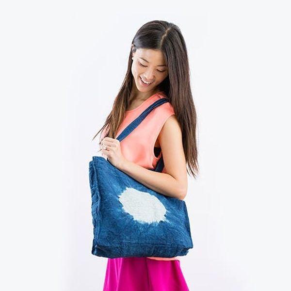 Shibori Shabooyah! 4 Ways to DIY With Indigo Dye
