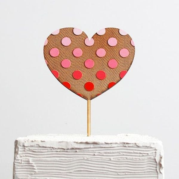 A Dozen Cake Toppers That Truly Take the Cake