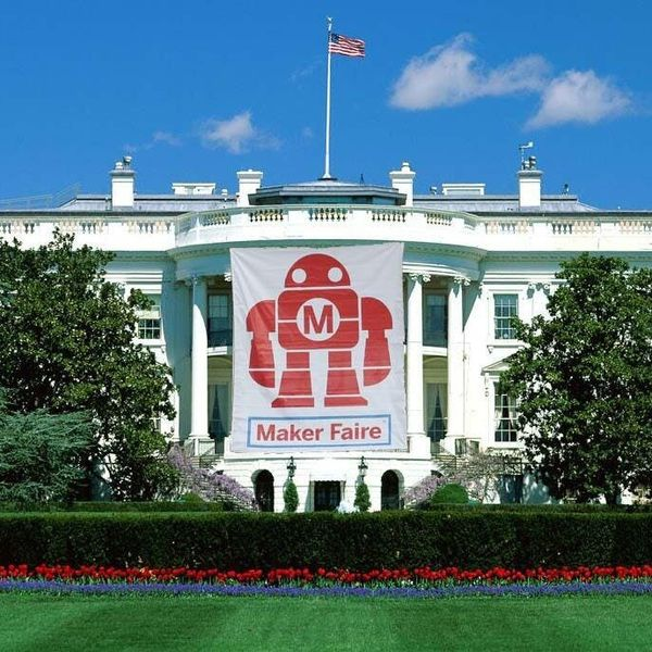 Maker Faire Goes to the White House, and We've Got Front Row Seats!