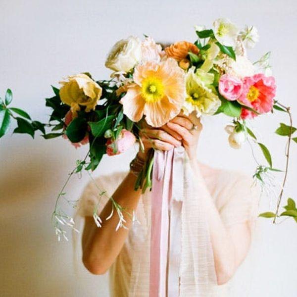 15 Fresh Florals for Modern Summer Weddings