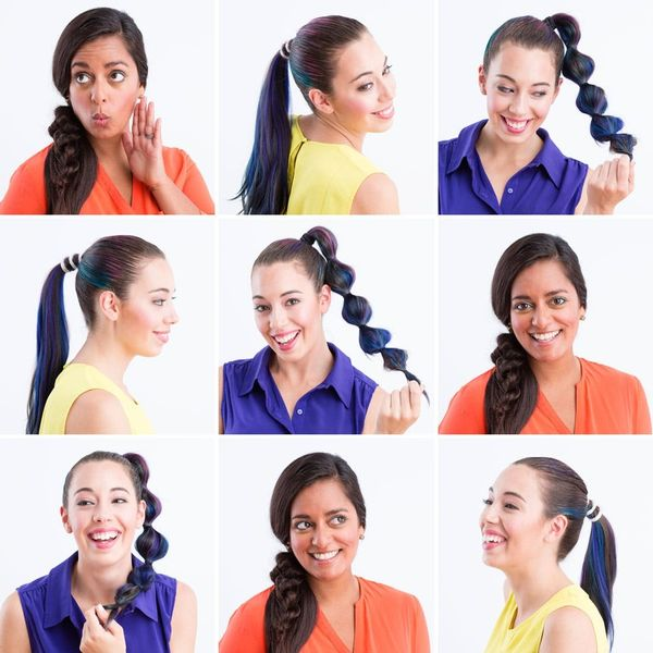 5-Minute Hair: 3 New Ways to Style Your Ponytail